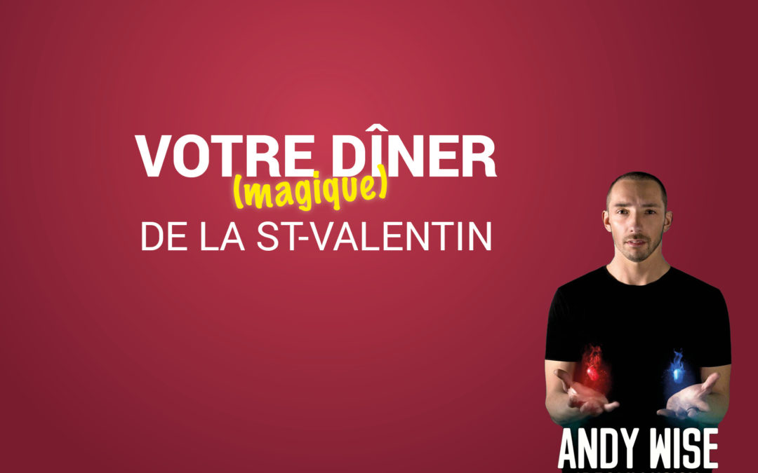 Valentin's day menu